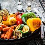 Esempio di dieta vegana
