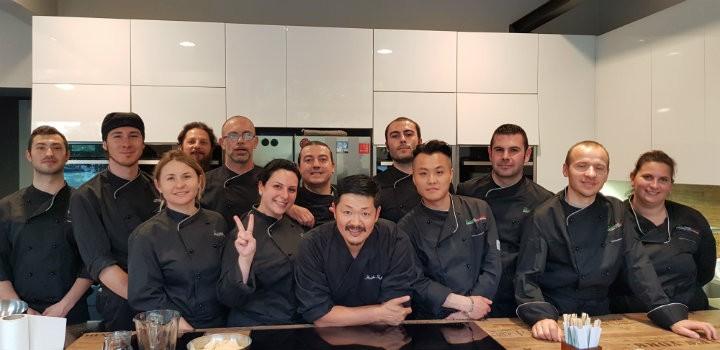 sushi italian food academy 4