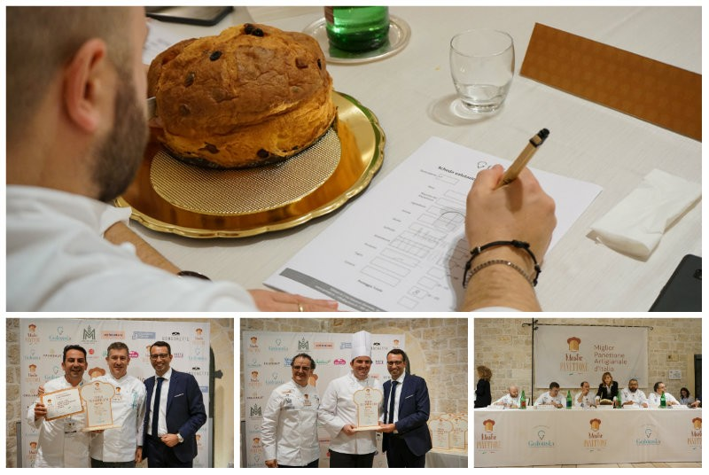 italian food academy mastro panettone 2018