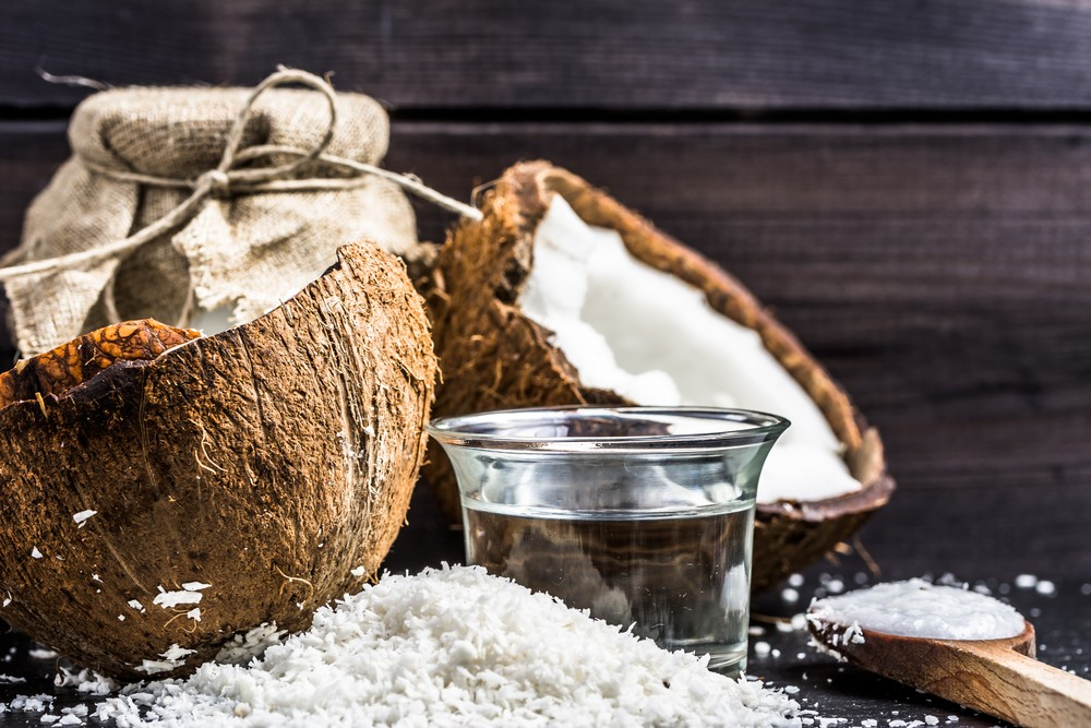 olio di cocco italian food academy