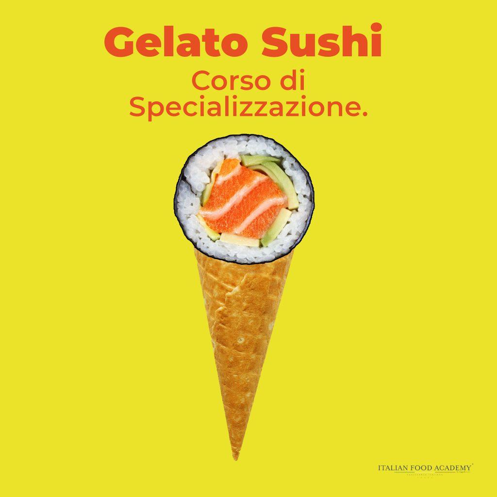 gelato sushi italian food academy